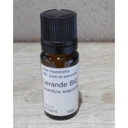 Lavande BIO, huile essentielle